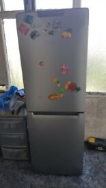 HOTPOINT TALL FRIDGE AND FREEZER (FUTURE FROST FREE) WORKING ABSOLUTELY FINE