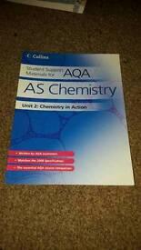 AS Chemistry Textbook