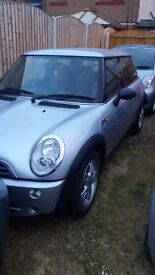 BMW MINI ONE FULL SERVICE HISTORY EXCELLENT CONDITION