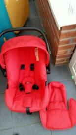 brand new baby car seat