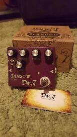 Dr.J Shadow Echo guitar pedal
