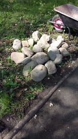 Garden Rocks for sale £15