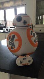 Interactive BB8 robot