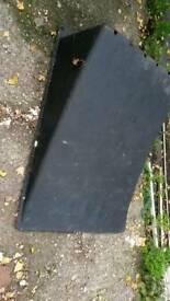 Bmx skateboard ramp
