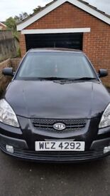 2008 Kia Rio Chill 1.4 | used daily until recently declared SORN | MOT 26 Sep 2018