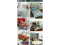 Christmas duvet sets new