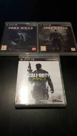 X3 PS3 GAMES - see more in my other post