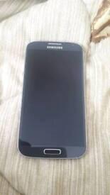 Samsung Galaxy S4 on EE
