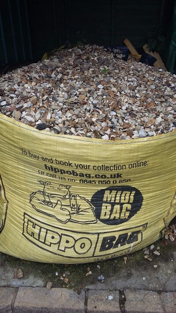 Gravel (2 medium Hippo bags)
