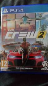 The Crew 2 Mint condition only played a few times