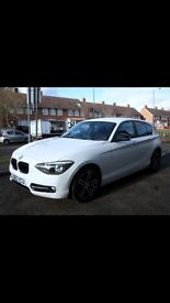 BMW 1 Series 116D *2 years warranty inc