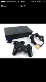 Sony Ps2 console