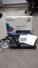 Humax FOXSAT - HDR 500 GB freesat Digital TV Recorder