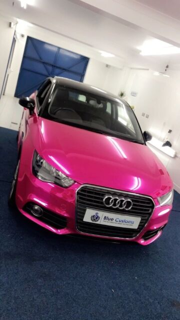 Pink Audi A1 In Shirehampton Bristol Gumtree