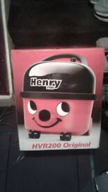brand new henry