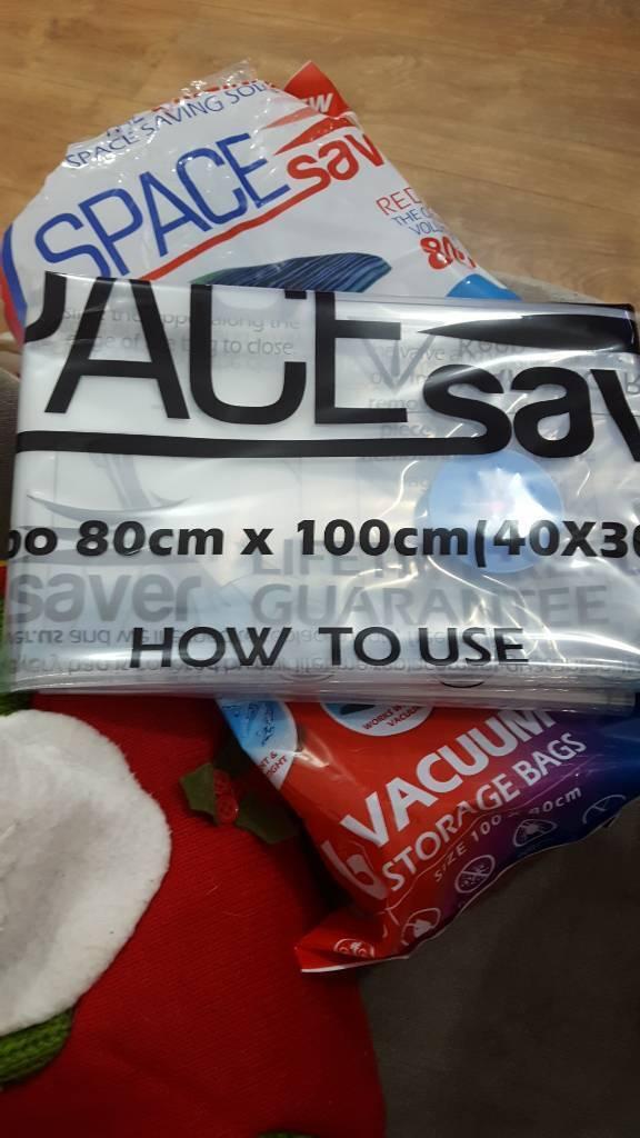 Jumbo E Saver Vacuum Bags