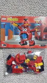 Lego mixels 41563 complete