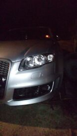 Breaking audi a4 2.4 vy with b7 rs4 full front end 1000