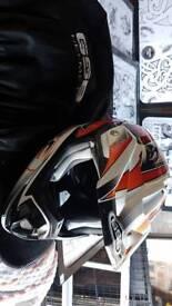 Motocross helmet like new size L