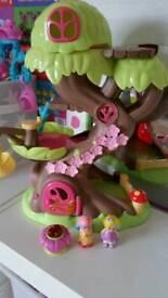 Elc happy land tree house