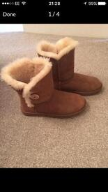Genuine UGG boots size 7 brand new with box