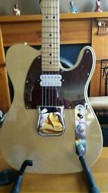 Fender USA Telecaster Blonde