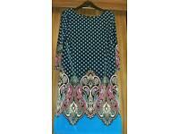 Tunics size 14
