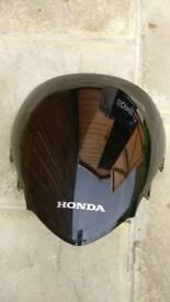 Smoked Windscreen- Honda PCX125 2010-2013