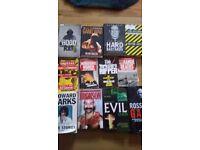 Books crime/gangster