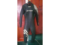 Orca S4 Triathlon Open Water Wetsuit - size 6