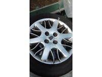 rover wheels with tyres