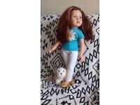 Designer Doll :)