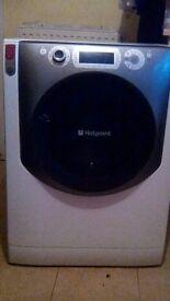 hotpoint 11kg aqualtis washing machine