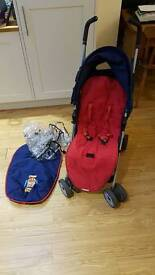Kiddicare Stroller