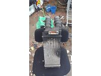 Peugeot 307 1.6 hdi intercooler and expanding pipes