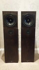 Naim Intro 2 Speakers with original Naim boxes