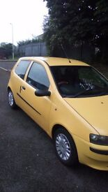 Fit Punto 1.2 sporting