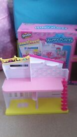 SHOPKINS HAPPY PLACES HOUSE