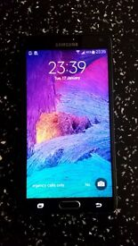 Samsung Galaxy Note 4 32gb