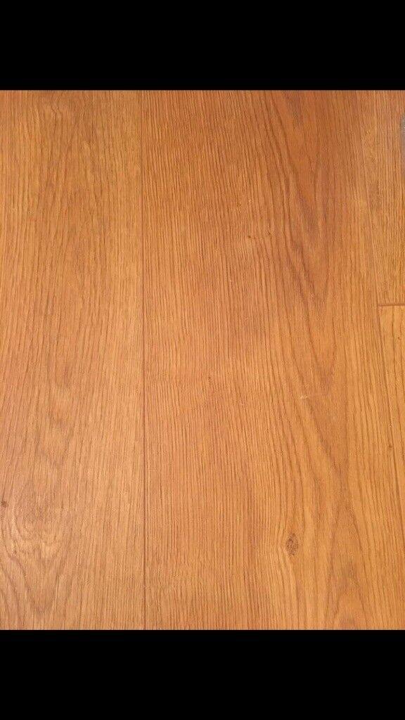 Bq Overture Milano Oak Effect Laminate Flooring In Crewkerne