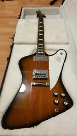 GIBSON FIREBIRD WITH HARDCASE BEAUTIFUL CONDITION