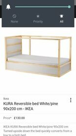 Looking for ikea kura bed