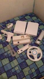 Nintendo Wii & Wii Fit Plus Board Bundle £60 ono