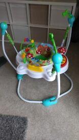 Baby walker..Baby Rocker To Junior chair...Jumperoo