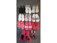 childrens clothing and footwear.