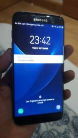 Samsung s7 edge 32gb black plus charger