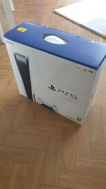 PLAYSTATION 5 - SEALED, BRAND NEW & READY TO COLLECT!!!