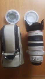 Canon Zoom EF 28-300mm f/3.5-5.6 L IS USM - Wide to Telephoto lens