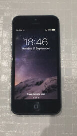 Apple iPhone 5 - 16GB - Black - UNLOCKED