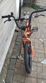 Kids BMX bike 20 inches